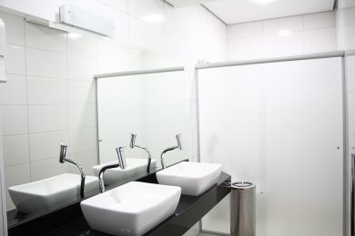 Sala de Eventos - Toilette